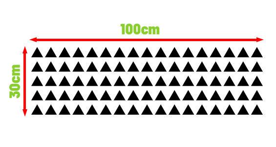 naklejki skandynawskie trójkąt