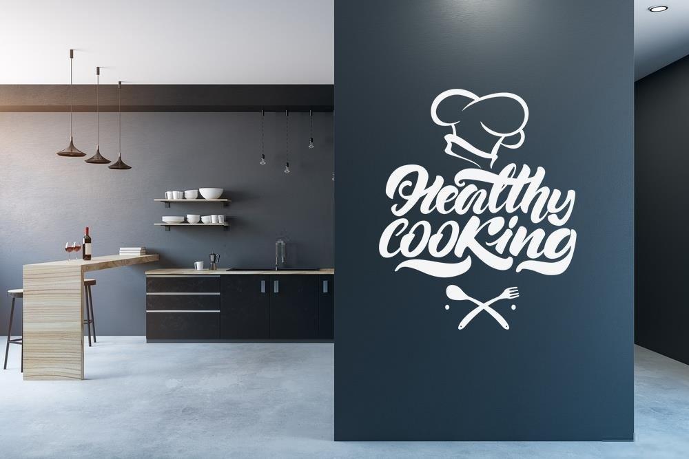 Naklejka Na ścianę Zdrowa Kuchnia 0114