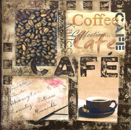 Fototapeta - Coffee time - 0298